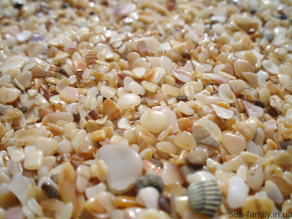 Геническ пляж