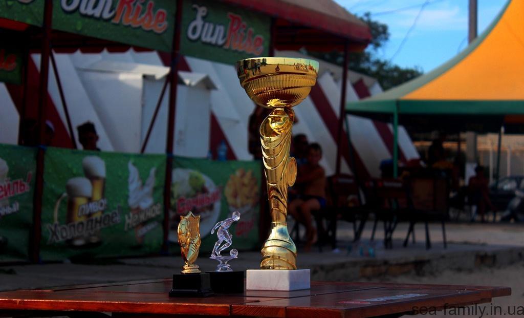 Федерация Футбола Первомайского Района: На городском пляже прошел ежегодный турнир по пляжному