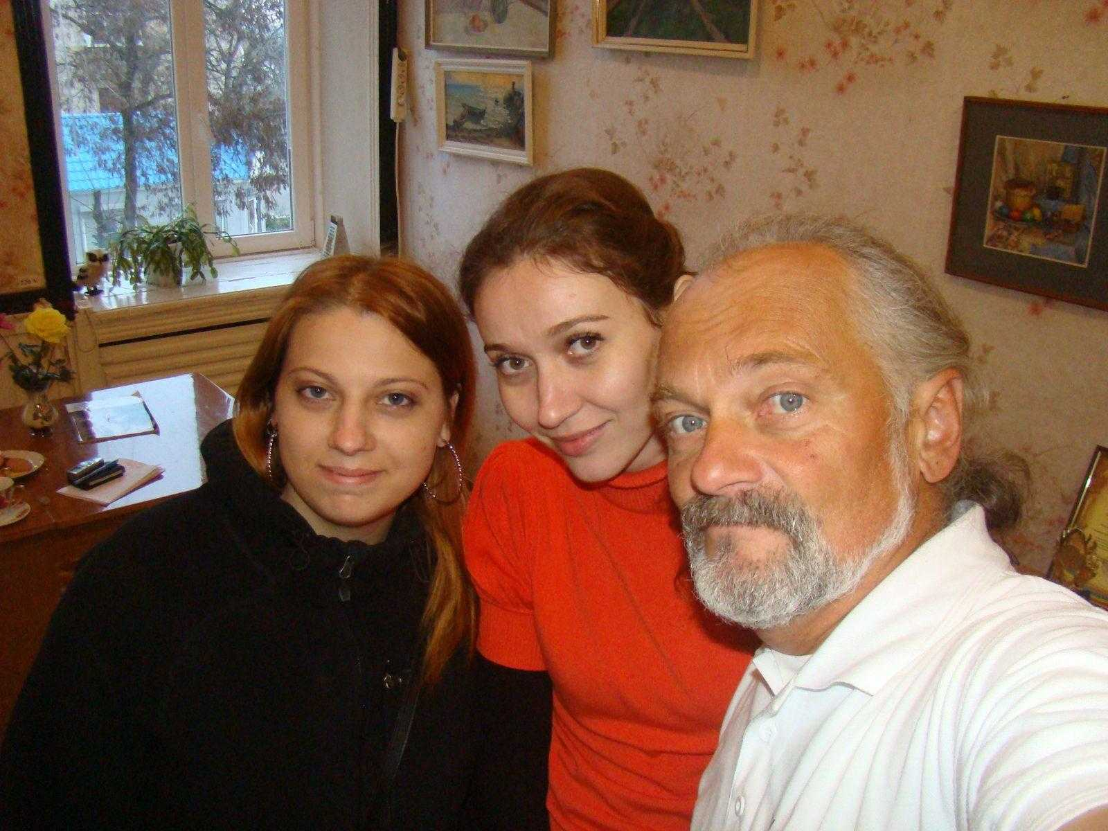 Гордиенко в редакции