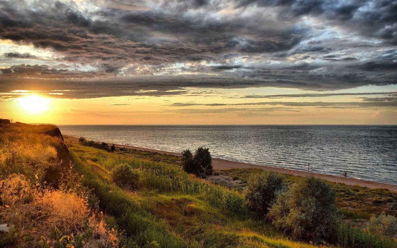Азовское море - 13 фактов