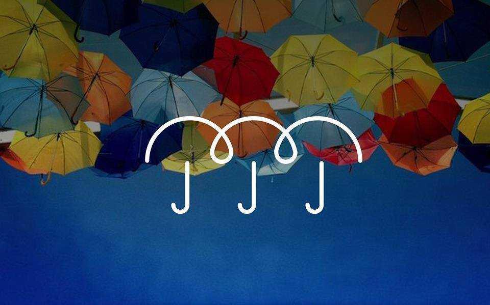В Геническе появится новый зрелищный арт-объект - парящие зонтики