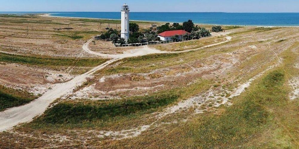 Бирючий попал в ТОП-7 уединенных курортов Украины