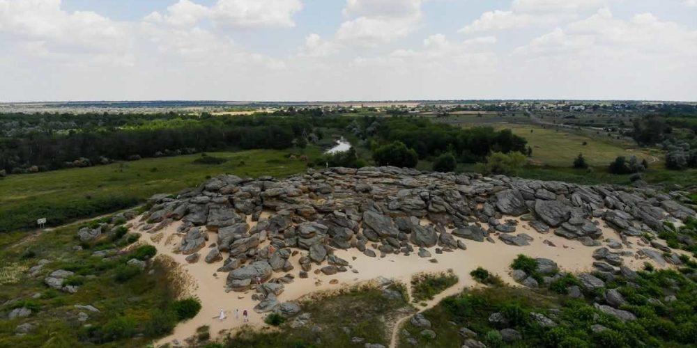 Каменная могила: тайна пугающей силы