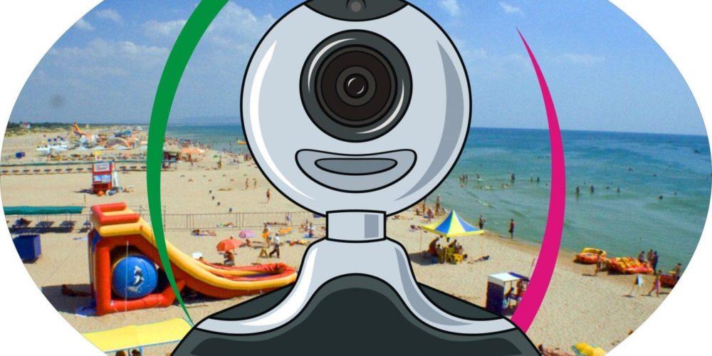 Веб-камеры Геническа и Арабатской стрелки в проекте webcam-arabatka.in.ua