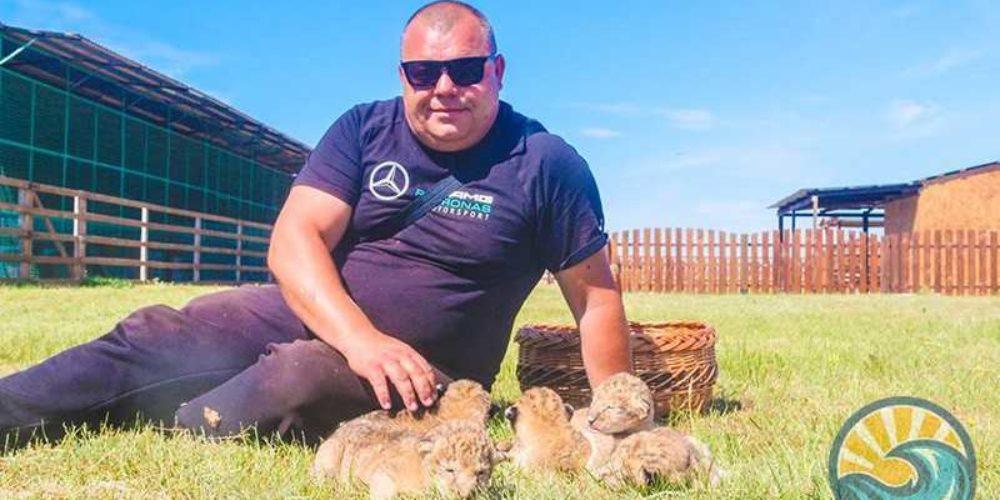 К бэби-буму готовятся зоологи на Арабатской стрелке