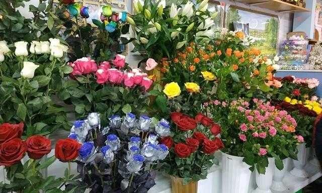 Заказ и доставка цветов в Геническе